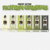 Краска для тату Vincent Zattera Rotten Green Set
